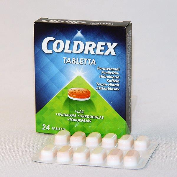 Coldrex tabletta 24 db