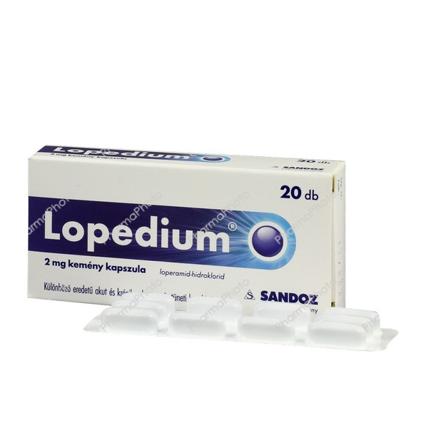 Lopedium 2 mg kemeny kapszula 20x120711 2016 tn